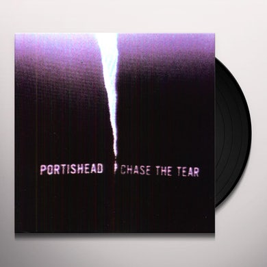 Portishead CHASE THE TEAR Vinyl Record - UK Release