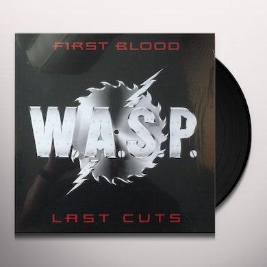 W.A.S.P First Blood, Last Cuts Vinyl Record