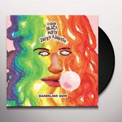 Black Moth Super Rainbow DANDELION GUM Vinyl Record