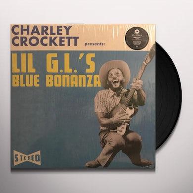 LIL G.L.'S BLUE BONANZA Vinyl Record