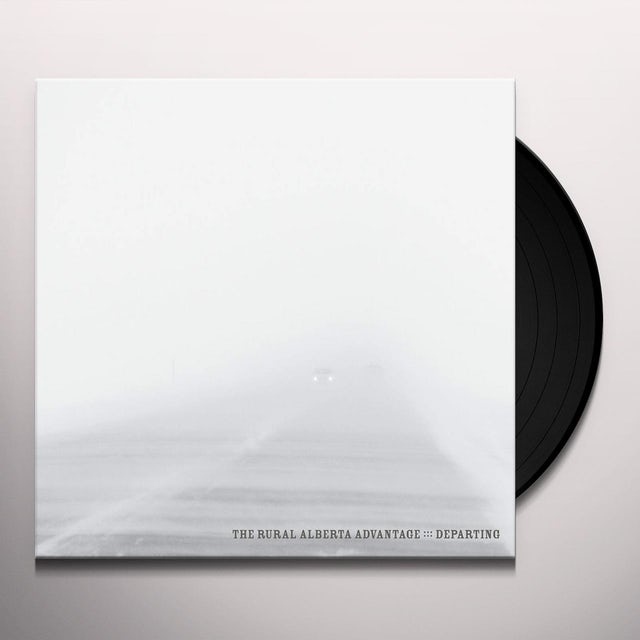 The Rural Alberta Advantage DEPARTING Vinyl Record