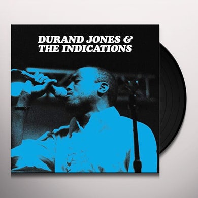 DURAND JONES & THE INDICATIONS Vinyl Record