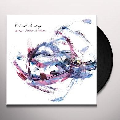 Richard Youngs UNDER STELLAR STREAM Vinyl Record