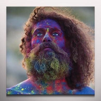 Gaslamp Killer LIVE IN LOS ANGELES Vinyl Record - Colored Vinyl, Limited Edition