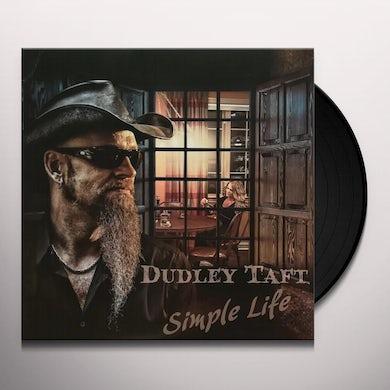 Dudley Taft Simple Life Vinyl Record