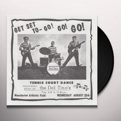 Del-Tinos GO GO GO / RAMROD Vinyl Record