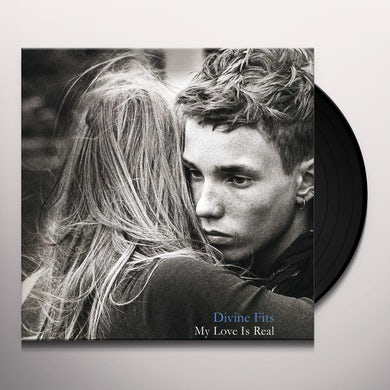 Divine Fits MY LOVE IS REAL / I WAS BORN IN A LAUNDROMAT Vinyl Record