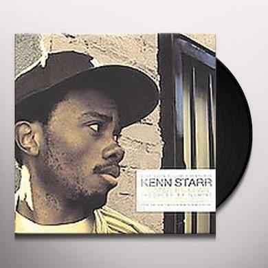 Kenn Starr AGAINST THE GRAIN Vinyl Record