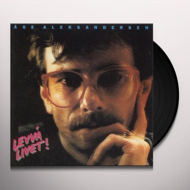 Age Aleksandersen LEVVA LIVET Vinyl Record