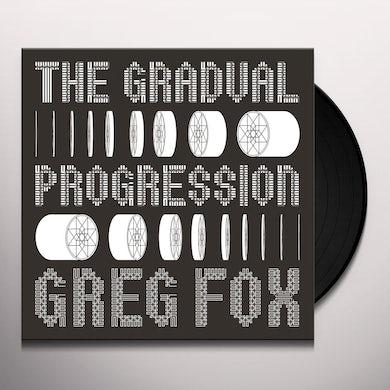 Greg Fox GRADUAL PROGRESSION Vinyl Record