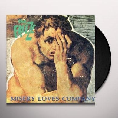 The Freeze MISERY LOVES COMPANY Vinyl Record