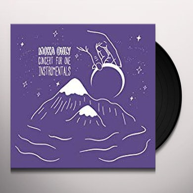Moka Only CONCERT FOR ONE INSTRUMENTALS Vinyl Record