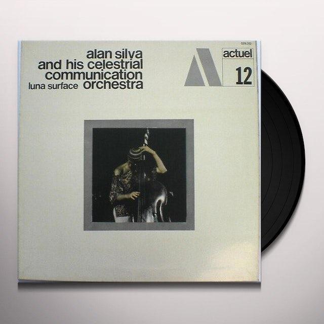 Alan Silva LUNA SURFACE Vinyl Record
