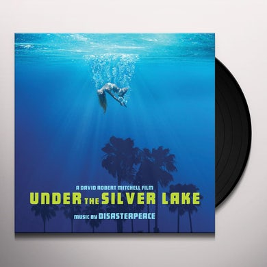 UNDER THE SILVER LAKE - Original Soundtrack Vinyl Record