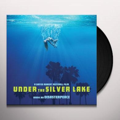 UNDER THE SILVER LAKE - Original Soundtrack Vinyl Record