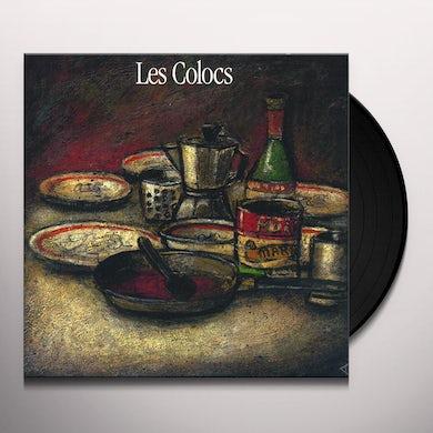 LES COLOCS Vinyl Record