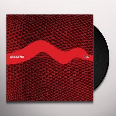 Weekend RED Vinyl Record