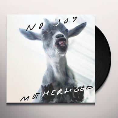 No Joy Motherhood Vinyl Record