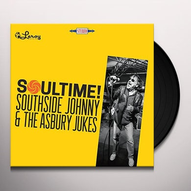Southside Johnny & The Asbury Jukes SOULTIME! Vinyl Record