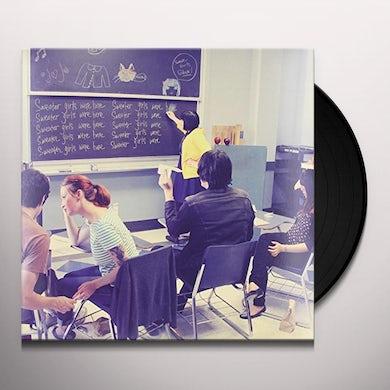 Sweater Girls WERE HERE Vinyl Record