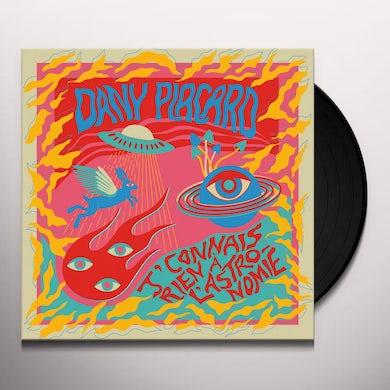 J'CONNAIS RIEN A L'ASTRONOMIE Vinyl Record