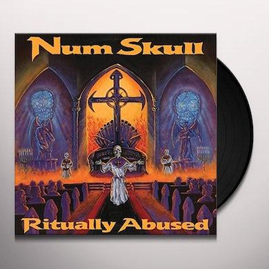 Num Skull RITUALLY ABUSED REISSUE Vinyl Record