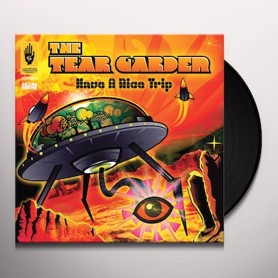 Tear Garden HAVE A NICE TRIP LIMITED EDITION Vinyl Record