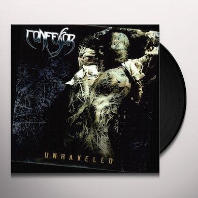 Confessor UNRAVELED Vinyl Record