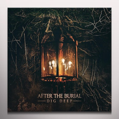 After The Burial DIG DEEP Vinyl Record