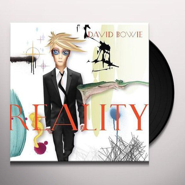 David Bowie REALITY Vinyl Record