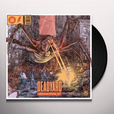 Deadyard ARMAGEDDON IT Vinyl Record