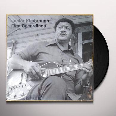 First Recordings Vinyl Record