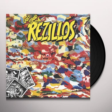 Can's Stand The Rezillos Vinyl Record