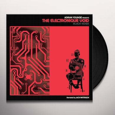 Adrian Presents Younge ELECTRONIQUE VOID: BLACK NOISE Vinyl Record