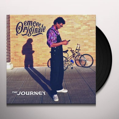 Emcee Originate JOURNEY Vinyl Record