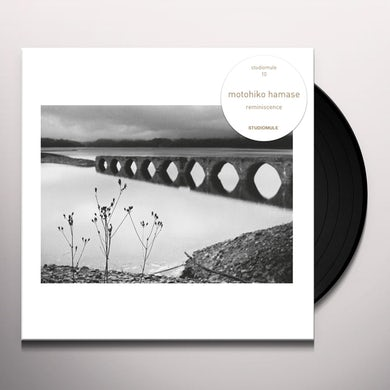 Motohiko Hamase REMINISCENCE Vinyl Record
