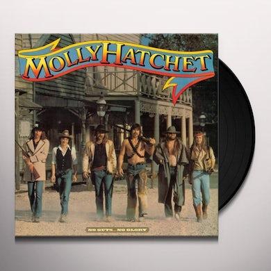 Molly Hatchet NO GUTS NO GLORY Vinyl Record
