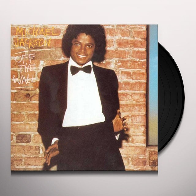 Michael Jackson OFF THE WALL Vinyl Record