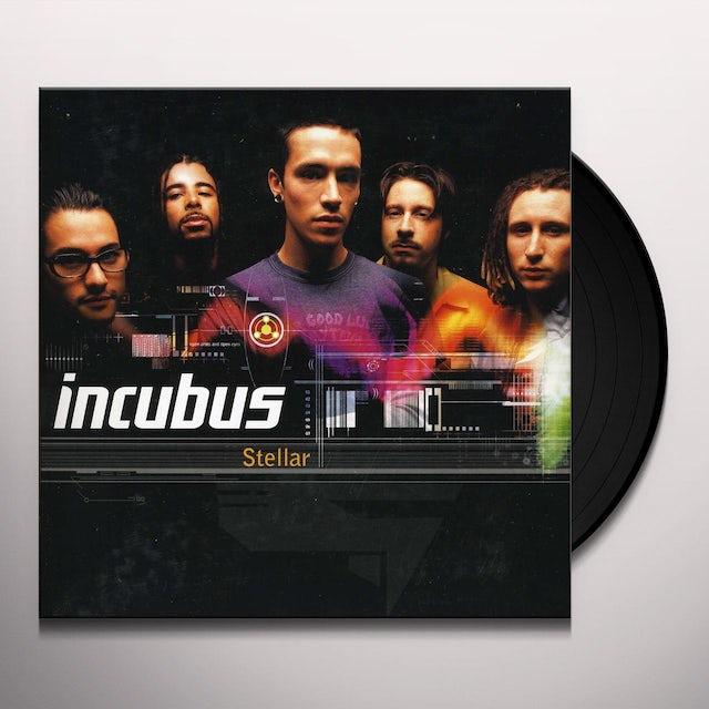Incubus STELLAR / STELLAR (ACOUSTIC) (LG) (WTSH) Vinyl Record - Collector's Edition