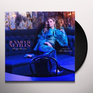 Jennifer Nettles Always Like New (LP) Vinyl Record