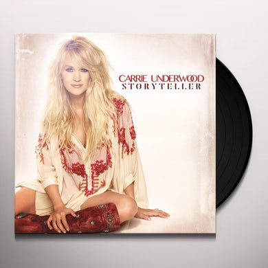 Carrie Underwood Storyteller Vinyl Record