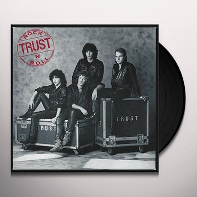 Trust ROCK N ROLL Vinyl Record