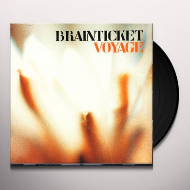 Brainticket VOYAGE Vinyl Record