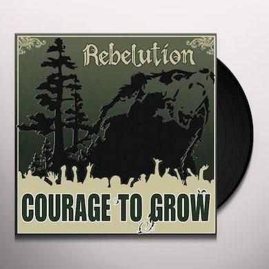 Rebelution COURAGE TO GROW (Vinyl)