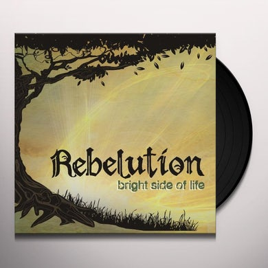 Rebelution BRIGHT SIDE OF LIFE Vinyl Record