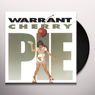 Warrant CHERRY PIE Vinyl Record