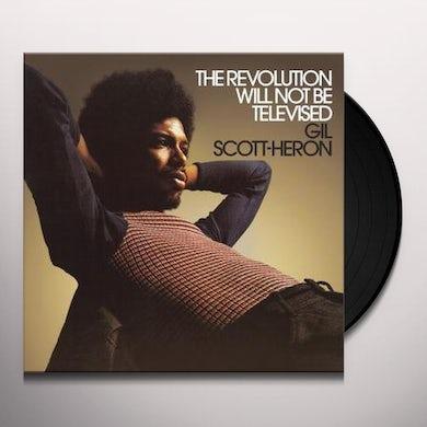 REVOLUTION WILL NOT BE TELEVISED Vinyl Record