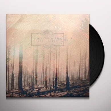 RED FOREST Vinyl Record