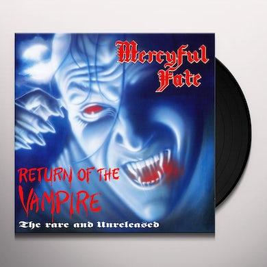 Mercyful Fate Return of the Vampire Vinyl Record