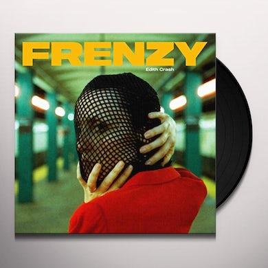 EDITH CRASH FRENZY Vinyl Record